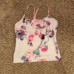 Lululemon tank top shirt size 8 medium